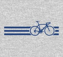 Bike Stripes Blue by sher00