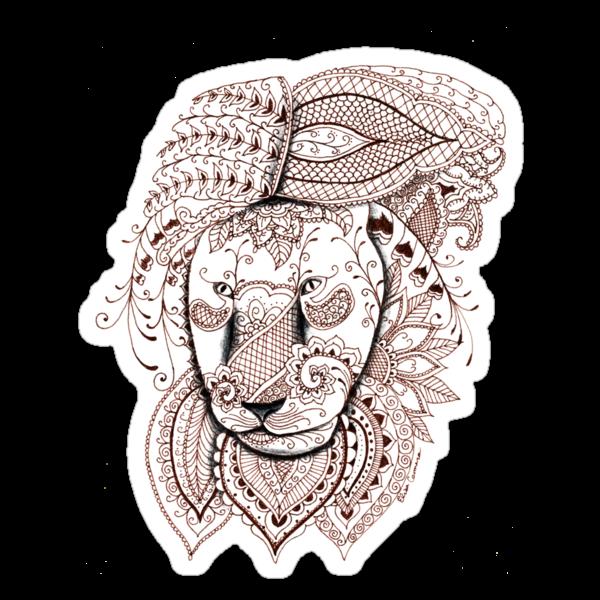 Lion by Elisa Camera