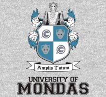 University of Mondas #3 by slitheenplanet