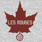 Les Rouges by Calum Margetts Illustration