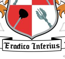 Skaro University #3 Sticker