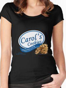 Carol's Cookies PG Women's Fitted Scoop T-Shirt