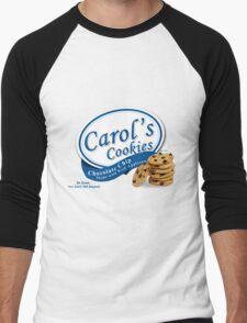 Carol's Cookies PG Men's Baseball ¾ T-Shirt