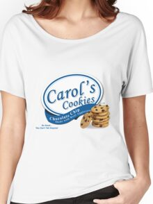Carol's Cookies PG Women's Relaxed Fit T-Shirt