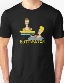 Beavis And Butthead Baywatch Parody T-Shirt