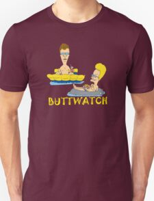 Beavis And Butthead Baywatch Parody T-Shirt