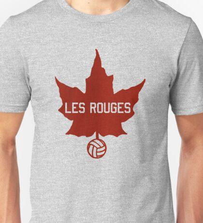 Les Rouges 2 Unisex T-Shirt