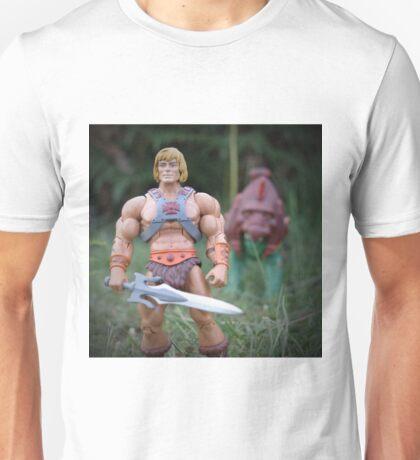 Masters of the Universe Classics - He-Man & Battle Cat Unisex T-Shirt