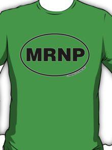 Mount Rainier National Park, Washington MRNP T-Shirt