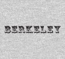 Berkeley is a Circus. by ONE WORLD by High Street Design