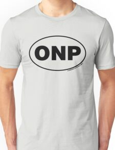 Olympic National Park, Washington onp Unisex T-Shirt