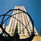 pbbyc - Rockefeller Building by pbbyc
