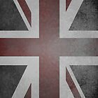 Union Jack (distressed look) by SCoffin