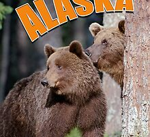 Greetings from Alaska by leksele