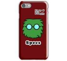 Linty & the Fuzzballs (Specs) iPhone Case/Skin