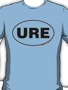 Uwharrie National Forest URE T-Shirt