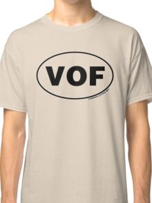 Valley of Fire State Park VOF Classic T-Shirt