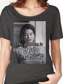 Meredith Grey Tequila Women's Relaxed Fit T-Shirt