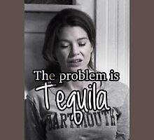 Meredith Grey Tequila Unisex T-Shirt