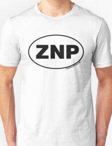 Zion National Park, Utah ZNP T-Shirt