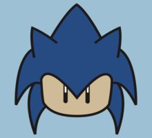 Stand UP and race Sonic the Hedgehog by KillerBrick Tees