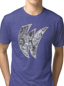 W for Willow Tri-blend T-Shirt