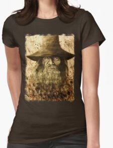 Gandalf the Grey  Womens Fitted T-Shirt