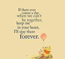 Forever, Pooh by Pariss93