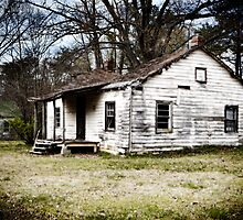 A sad shack. by Dave Hare