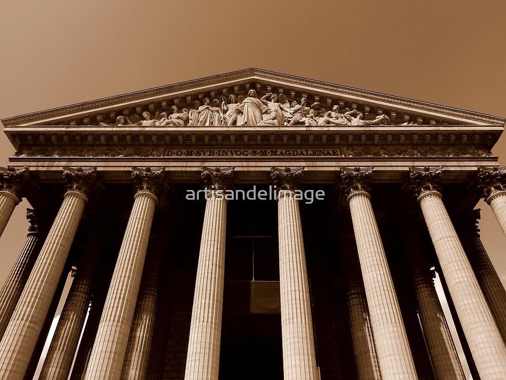 Eglise De La Madeleine ~ Part Two by artisandelimage