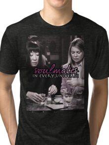Meredith Cristina soulmates Tri-blend T-Shirt