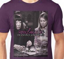 Meredith Cristina soulmates Unisex T-Shirt