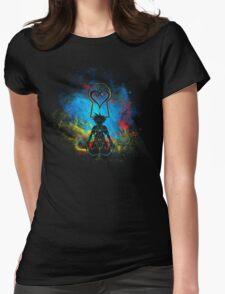 Kingdom Art Womens Fitted T-Shirt