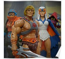 "Masters of the Universe Classics - ""Only three others share this secret..."" Poster"