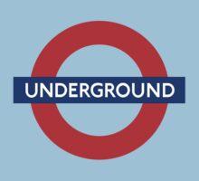 London Uderground Kids Clothes