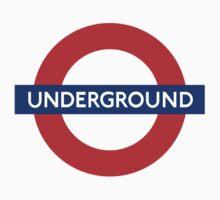 London Uderground by tabaslimo