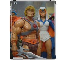 """Masters of the Universe Classics - """"Only three others share this secret..."""" iPad Case/Skin"""