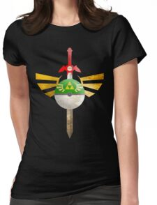 Link, I Choose You Womens Fitted T-Shirt