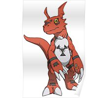 Guilmon Revisited Poster