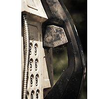 Payphone Photographic Print