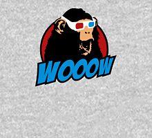 Wooow - 3D amazed Ape Unisex T-Shirt