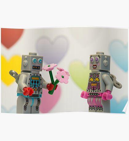 Robot Romance Poster