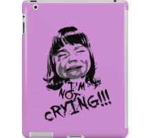 My Poor Mary iPad Case/Skin