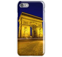 Arc De Triomphe iPhone case iPhone Case/Skin