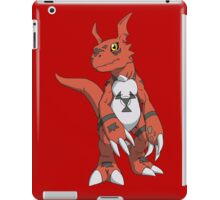 Guilmon Revisited iPad Case/Skin