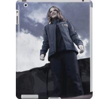 Badass April Kepner iPad Case/Skin