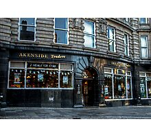 Akenside Traders Photographic Print
