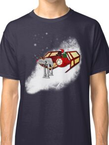 Walking in a Winter Vaderland Classic T-Shirt