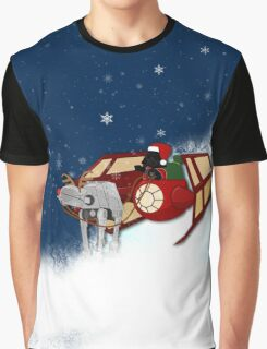 Walking in a Winter Vaderland Graphic T-Shirt