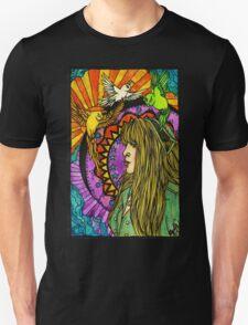 Three Birds of Rhiannon Unisex T-Shirt